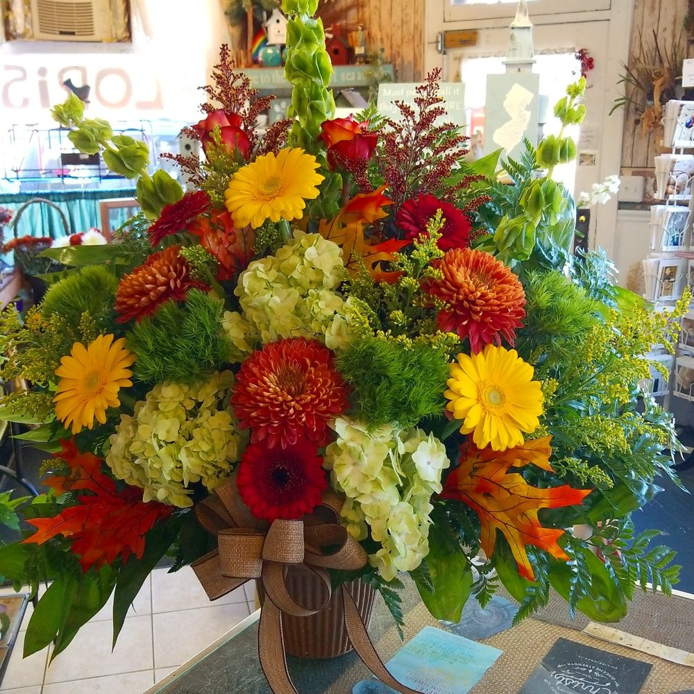 Sparrows Nest Flower Shop, LLC: 65 Sylvania Ave, Neptune City, NJ