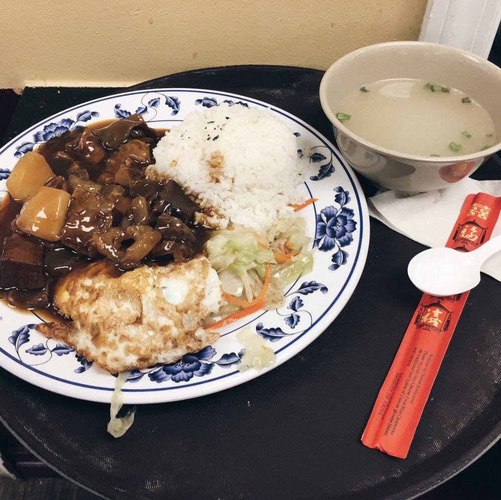 Food from China Station