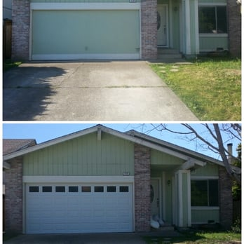 Photo Of The Garage Door Pros   Santa Rosa, CA, United States. Very
