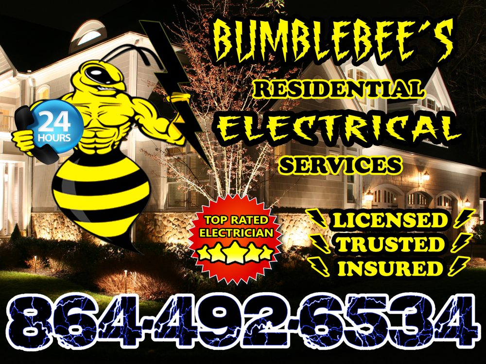 Bumblebee's Residential Electrical Service: Gaffney, SC