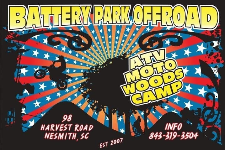 Battery Park Offroad: 98 Harvest Rd, Nesmith, SC
