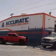 Accurate Collision Center - Auto Repair - 9844 Carnegie ...