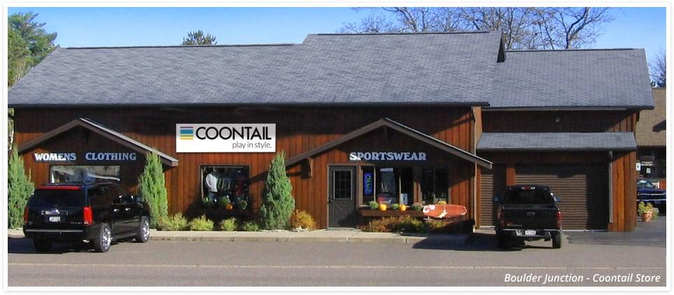 Coontail: 5466 Park St, Boulder Junction, WI