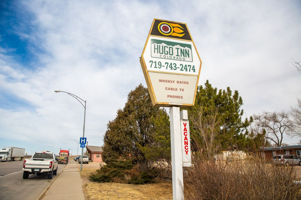 Hugo Inn: 127 4th St, Hugo, CO