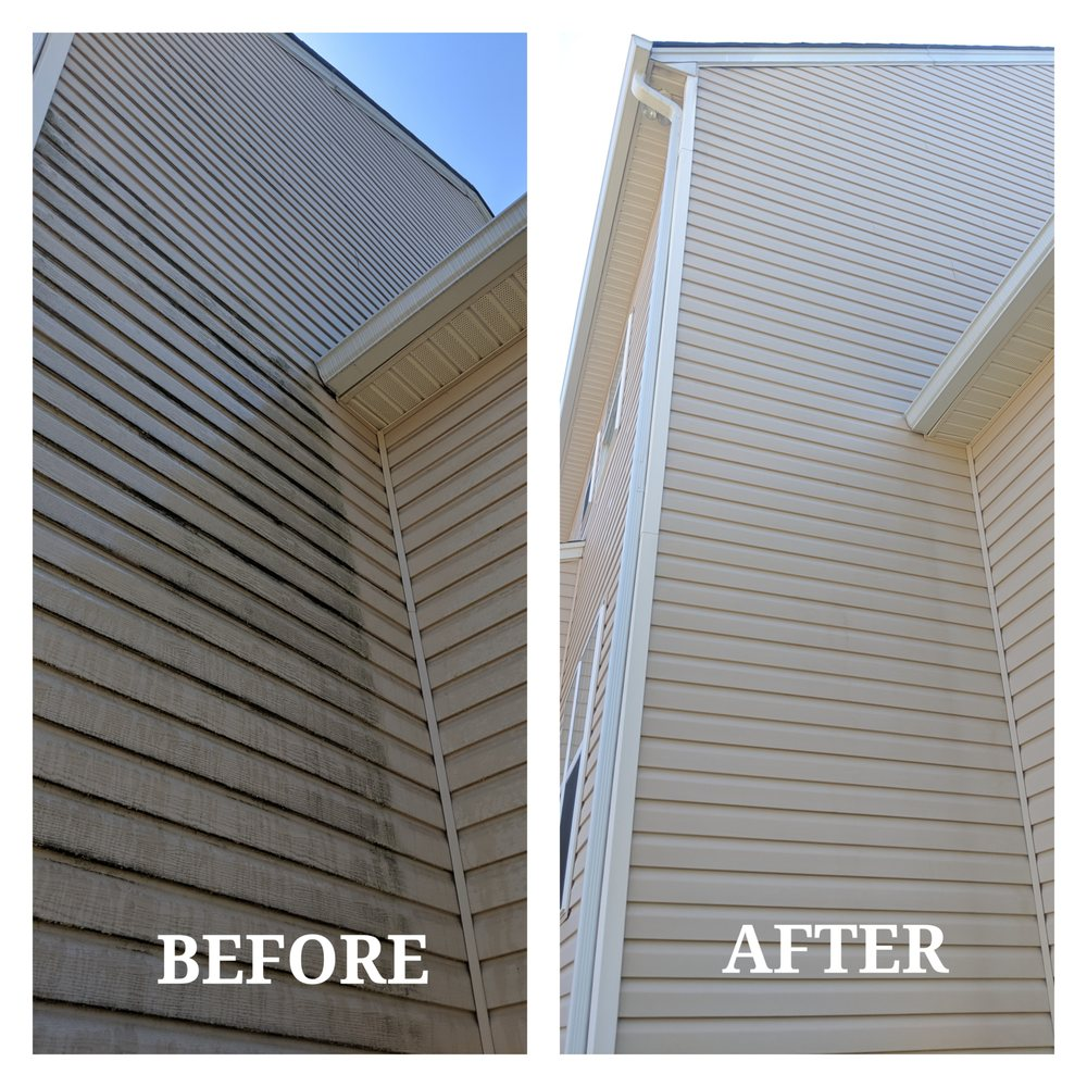 Back 2 New Pressure Washing and Exterior Cleaning: Anderson, SC