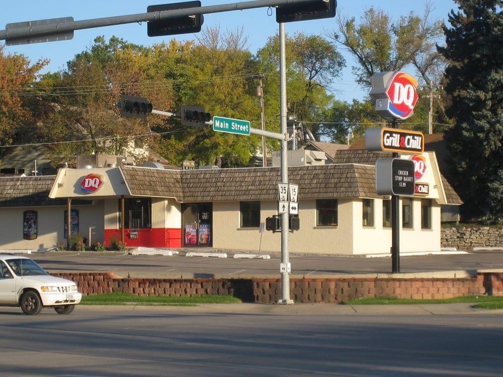 Dairy Queen Grill & Chill: 708 Main St, Wayne, NE