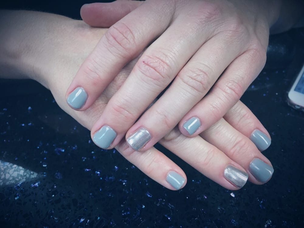 Photos for Fancy Nails - Yelp