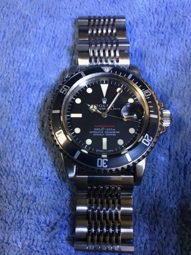 Peter's Watch Repair: 7027 Friars Rd, San Diego, CA