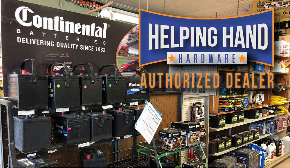 Helping Hand Hardware: 106 W San Antonio St, Marion, TX