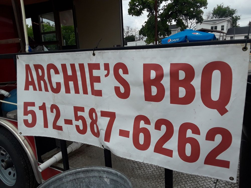 Archie's BBQ: 1190 Chicon St, Austin, TX