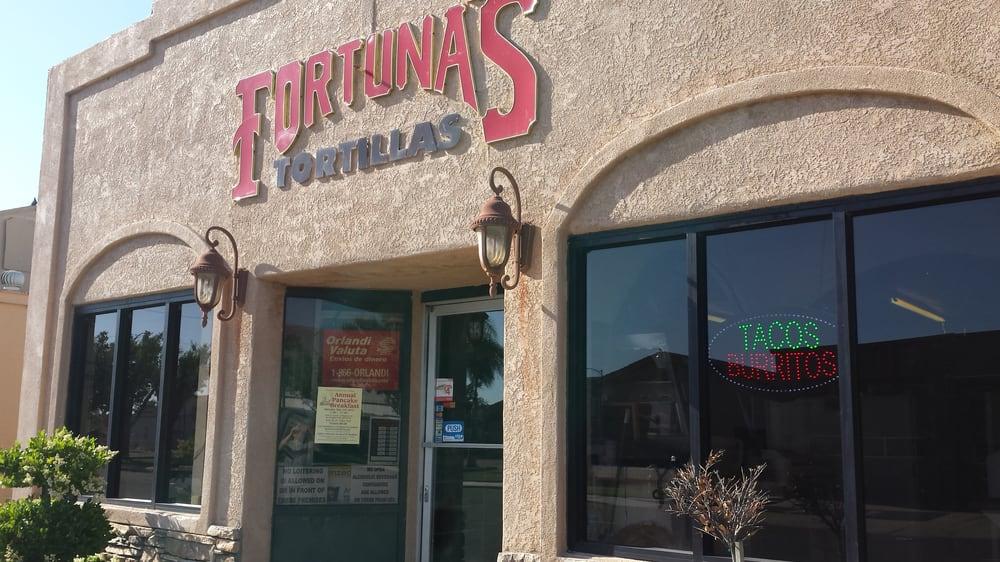 Fortuna Mexican Food