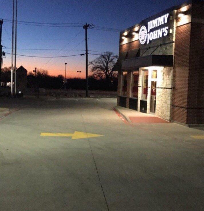 Jimmy Johns: 8512 Benbrook Blvd, Benbrook, TX