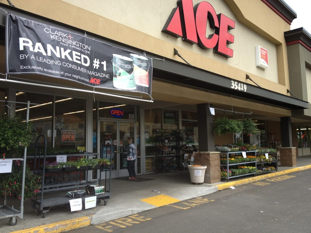 Northshore Ace Hardware: 35419 21st Ave SW, Federal Way, WA