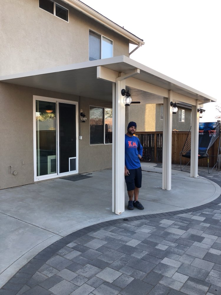 Photo Of KM Patio Covers   Menifee, CA, United States. This Is A