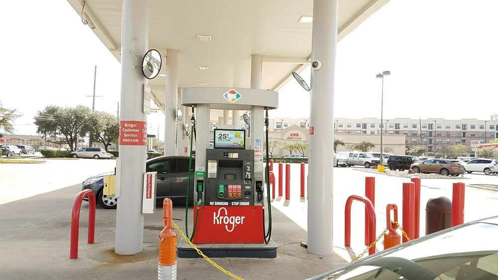 Kroger Fuel Center: 7747 Kirby Dr, Houston, TX
