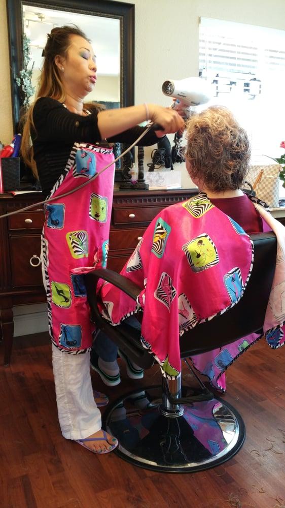Shampoo And Haircut Yelp