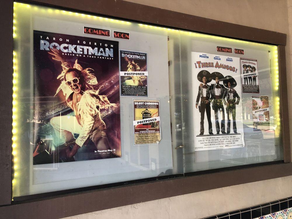 The Hanford Fox Theatre: 326 N Irwin St, Hanford, CA