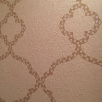 Photo Of Savvy Interiors   San Diego, CA, United States. Our Bumpy Wallpaper