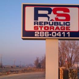 Photo Of Republic Storage Star Id United States