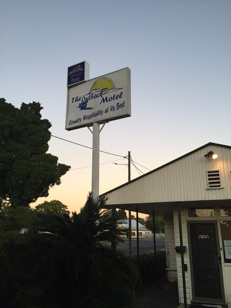 The Outback Motel