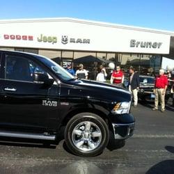 Bruner chrysler dodge jeep ram fiat service center for Bruner motors stephenville tx