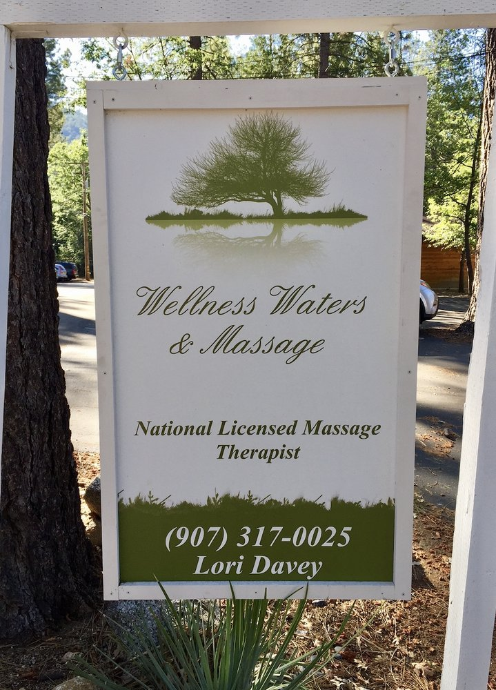 Idyllwild Wellness Waters & Massage: 54385 N Circle Dr, Idyllwild, CA