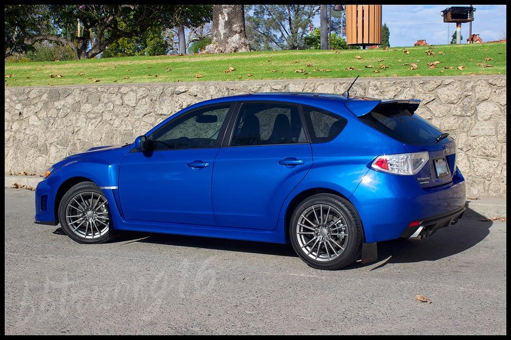 2014 Subaru Wrx 3m Color Stable Tint 35 All Around Yelp