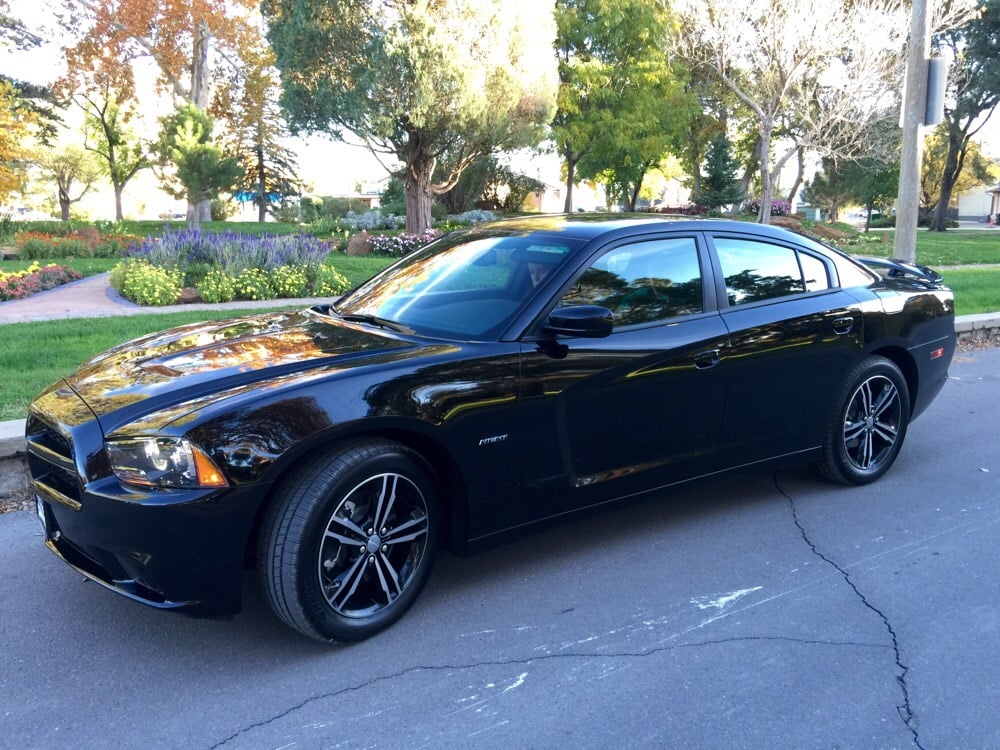 my new 2014 dodge charger rt from perkins motor city dodge