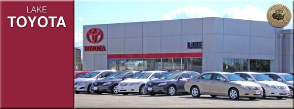Lake Toyota: 424 Hwy 2 E, Devils Lake, ND
