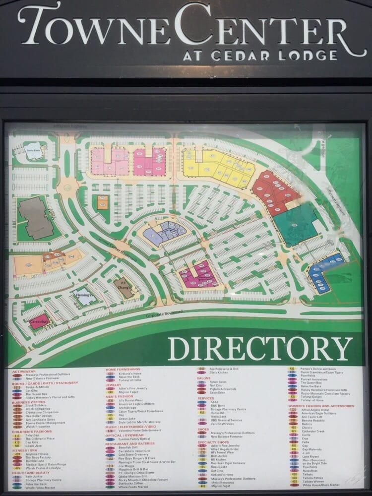 Towne Center at Cedar Lodge: 6765 Corporate Blvd, Baton Rouge, LA