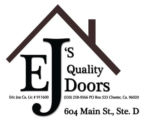 Ej's Quality Door: 741 Main St, Chester, CA