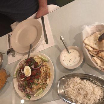 Photo Of Viceroy Indian Restaurant Plano Tx United States Special En Biryani