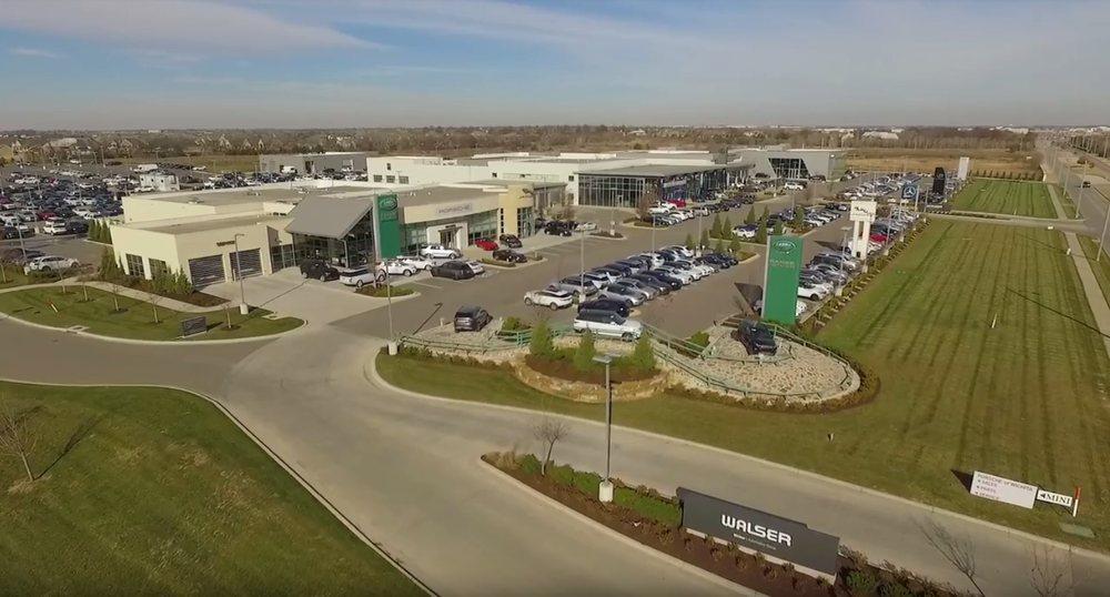 Walser Auto Campus | Wichita: 1545 N Greenwich Rd, Wichita, KS