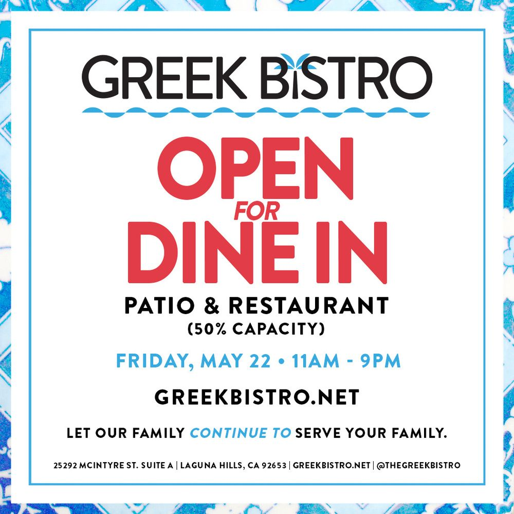Greek Bistro