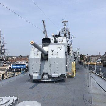 USS Cassin Young - Charlestown Navy Yard, Charlestown