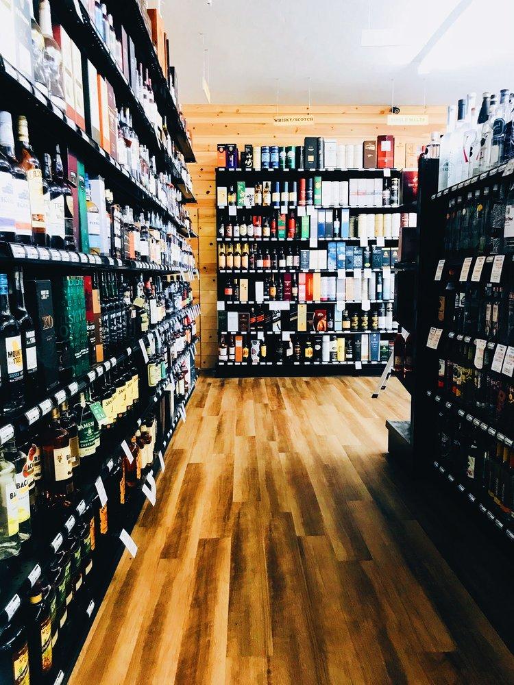Menlo Park Fine Wine and Spirits: 1820 El Camino Real, Menlo Park, CA