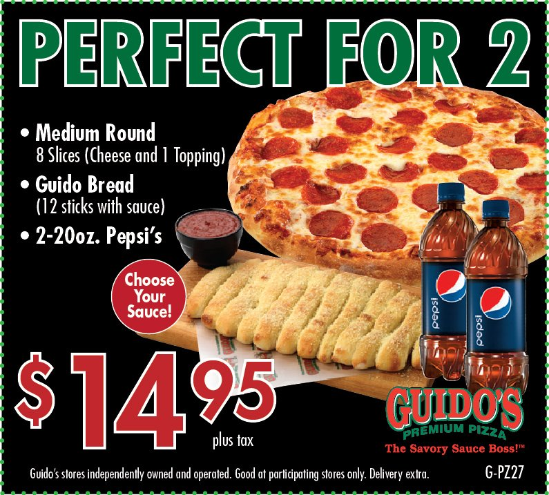 Guido's Premium Pizza Waterford