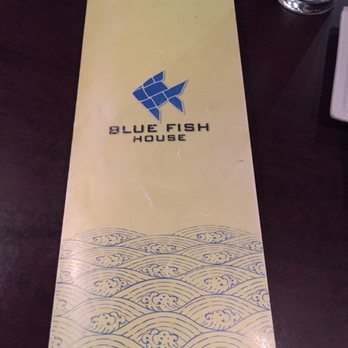 Blue fish house closed 160 photos 219 reviews for Blue fish sushi menu