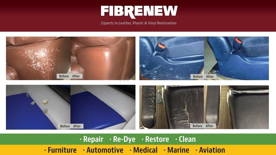 Fibrenew - Alexandria - - Furniture Repair - Alexandria