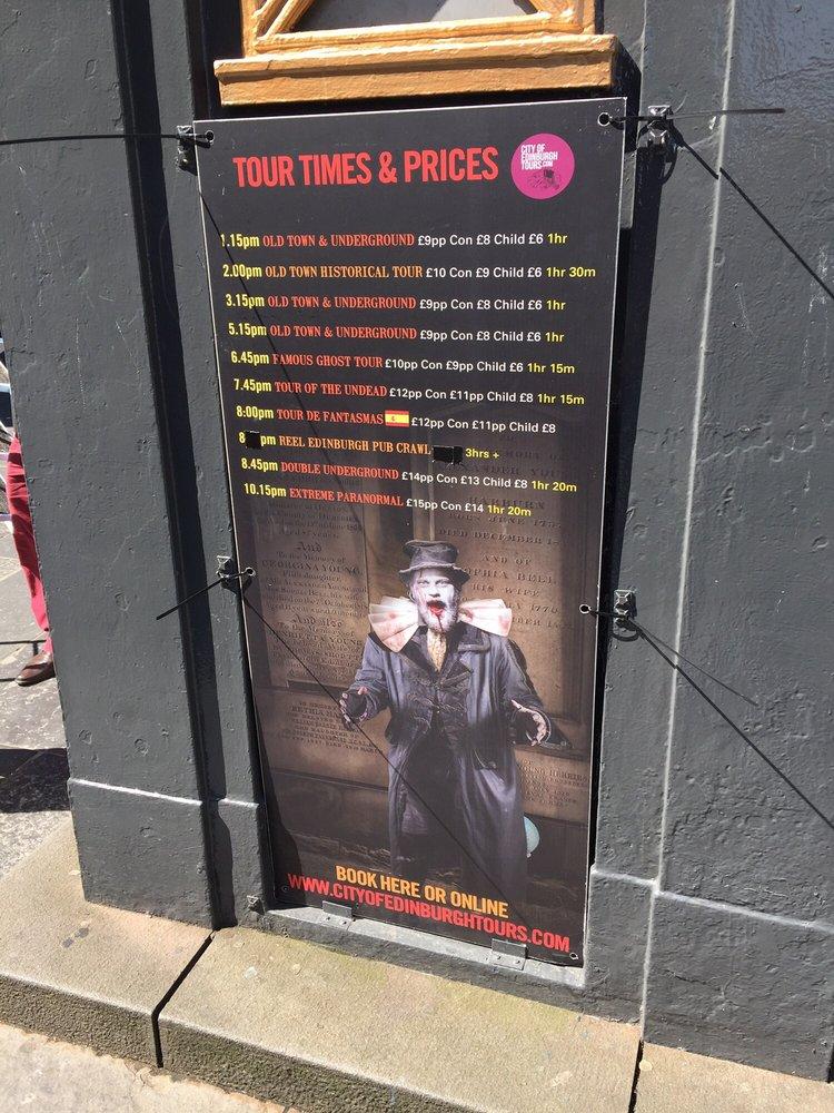 City of Edinburgh Tours
