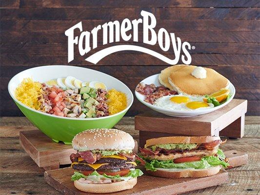 Farmer Boys: 500 W Lambert Rd, Brea, CA