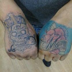 Ddj rotten apple tattoo shop 51 foto tatuaggi 126 for Williamsburg tattoo shops