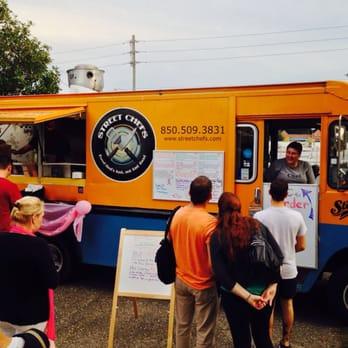 Street Chefs Food Truck Tallahassee