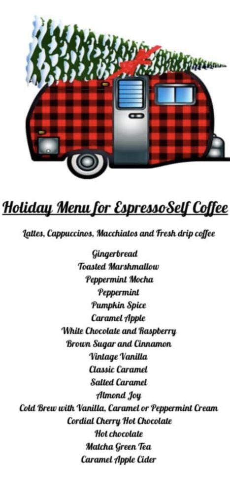 EspressoSelf Coffee: Rhome, TX