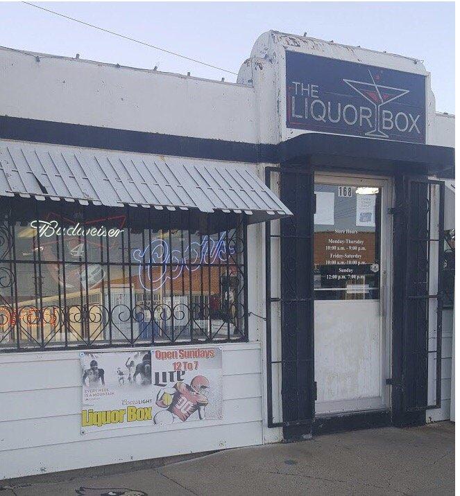 The Liquor Box: 168 W 2nd St, Hoisington, KS