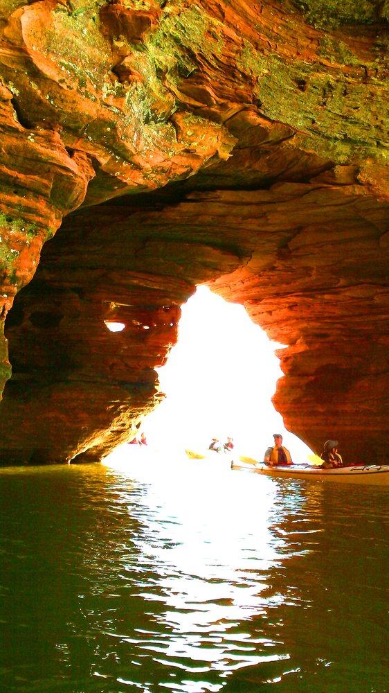 Lost Creek Adventures: 22475 State Hwy 13, Cornucopia, WI