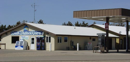 South Whitlock Resort: 29500 US Hwy 212, Gettysburg, SD