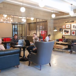 WorkHouse NYC Shared Office Spaces 21 West 46th St Midtown