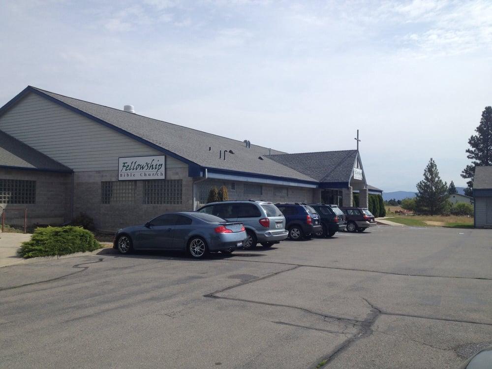 Fellowship Bible Church: 1220 N Idaho St, Post Falls, ID