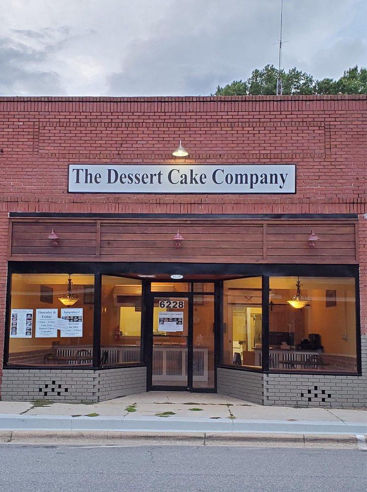 The Dessert Cake: 6228 Main St, Bailey, NC